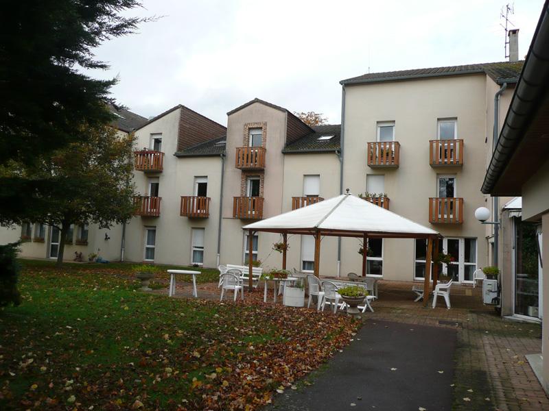 Résidence LE BOIS LA ROSE  votre maison de retraite à SaintAndrédelEure