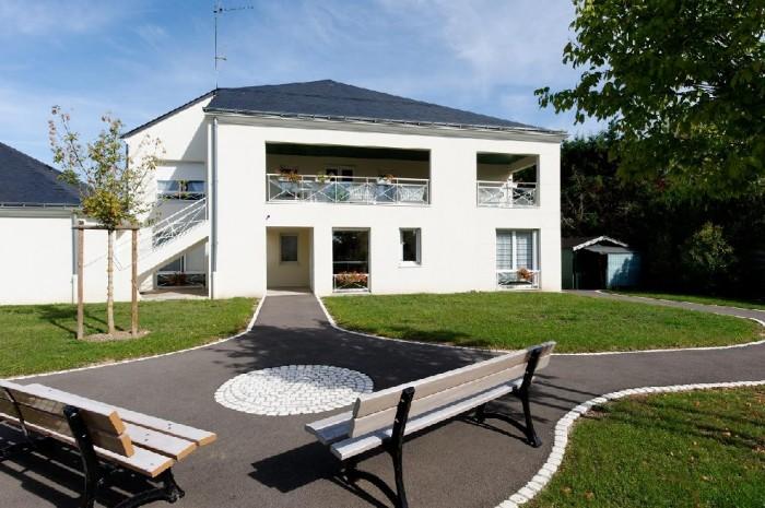 Extrêmement MAFPA Maison Blanche : votre maison de retraite à Saint-Cyr-sur-Loire JI12
