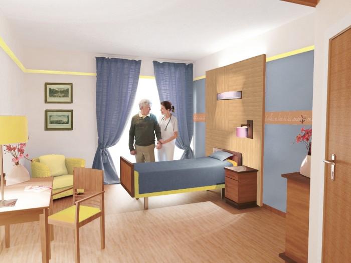 r sidence les moussi res votre maison de retraite echalas. Black Bedroom Furniture Sets. Home Design Ideas