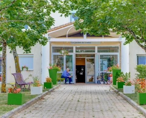 Maison de retraite Résidence Les Jardins de Loulay