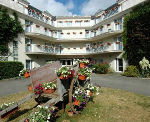 Maison de retraite Résidence Le Parc Saint Charles