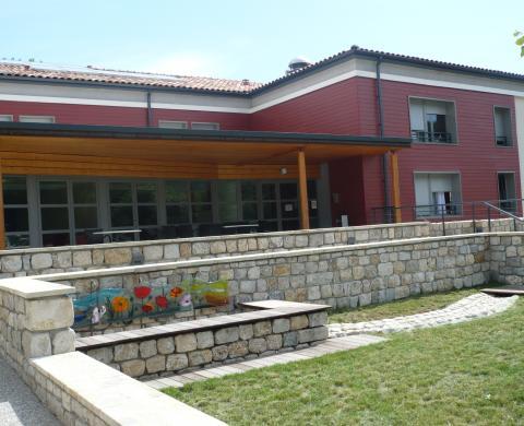 Maison de retraite EHPAD LES TILLEULS - ARDECHE
