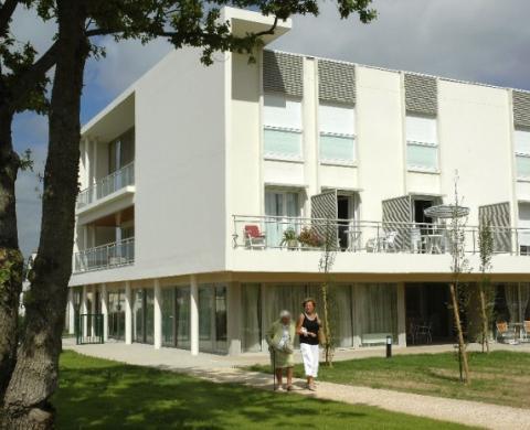 Maison de retraite Résidence Le Doyenné de Vençay