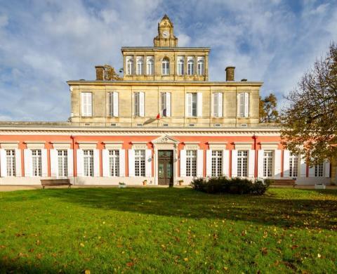 Maison de retraite Résidence Le Château Vacquey