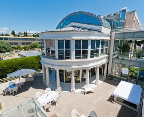 Maison de retraite Résidence Korian Bleu d'Azur