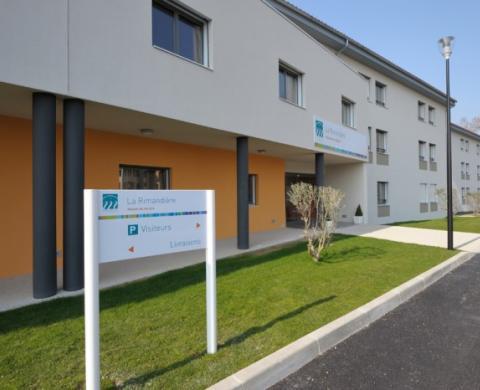 Maison de retraite Résidence La Rimandière