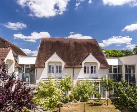 Maison de retraite Résidence Le Domaine de Jallemain