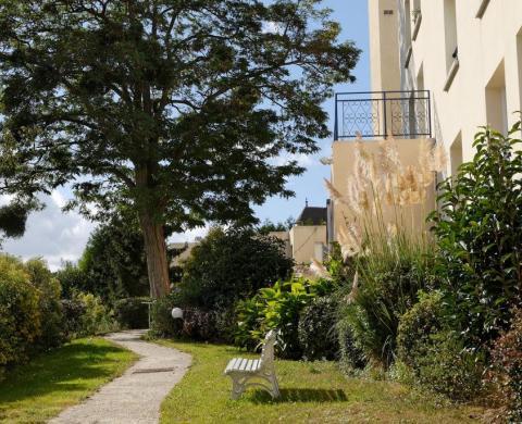 Maison de retraite Résidence Les Jardins Médicis Mezy