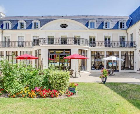 Maison de retraite Château Dranem Ris-Orangis