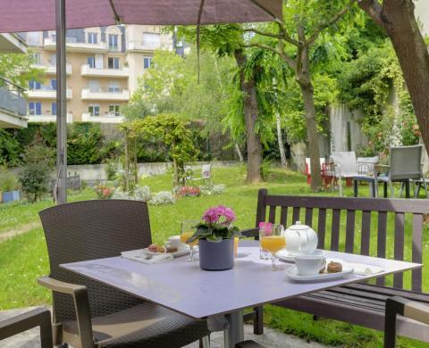 Maison de retraite Résidence Les Jardins des Lilas