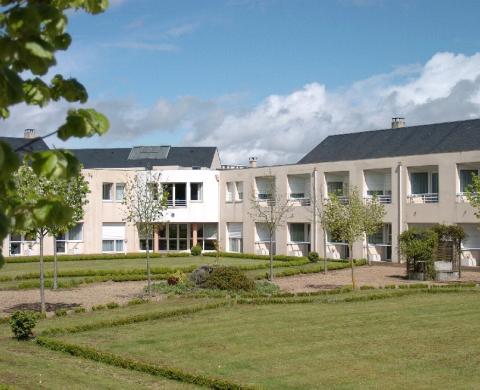 Maison de retraite Résidence Le Doyenné du Plessis