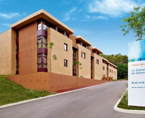 Maison de retraite Résidence Le Domaine de Collongue
