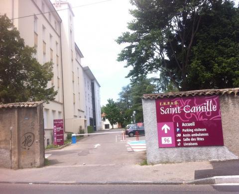 Maison de retraite Résidence Saint Camille
