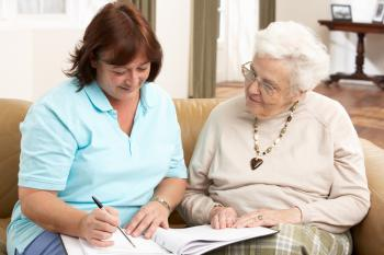 free will writing age concern home