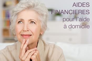 Aides financieres a domicile pour les seniors