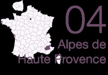 Alpes de Haute Provence 04