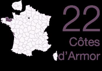 Cotes d'Armor 22