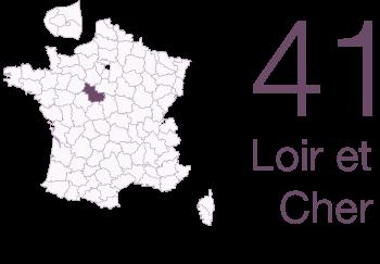 Loir et Cher 41