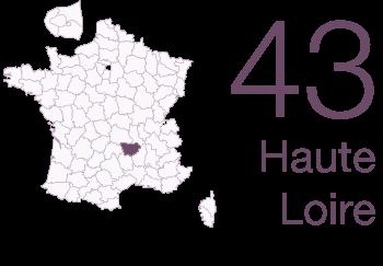 Haute Loire 43