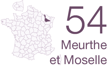Meurthe et Moselle 54
