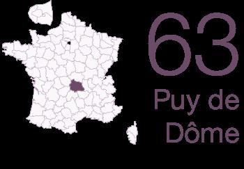 Puy de Dome 63