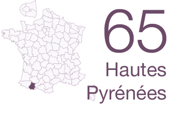 Hautes Pyrénées 65