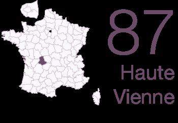 Haute Vienne 87