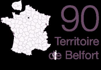 Territoire de Belfort 90