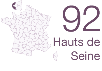 Hauts de Seine 92