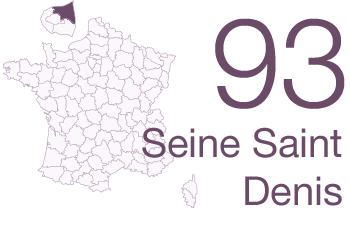 Seine Saint Denis 93