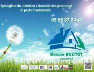 Agence Maison BOUTOT - Sarl ACMD