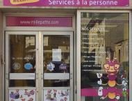 Agence 100SASS'SERVICES, enseigne MILLEPATTE