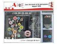 Agence APEF services à domicile Côte Basque